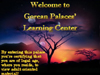 Gorean Palaces' Learning Center